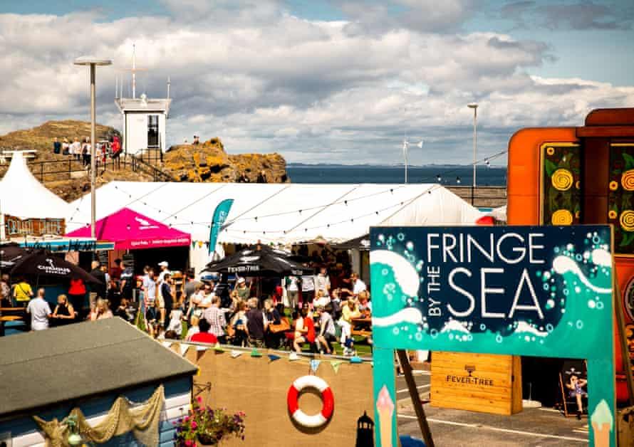 Fringe by the Sea, North Berwick
