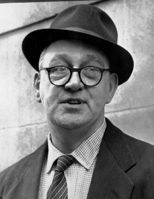 Kempton Bunton, unemployed, of Yewcroft Avenue, Newcastle-upon-Tyne, who is to appear in court at Bow Street Magistrates, London, tomorrow, charged with stealing the Goya portrait of the Duke of Wellington from the National Gallery, London in August 1961.