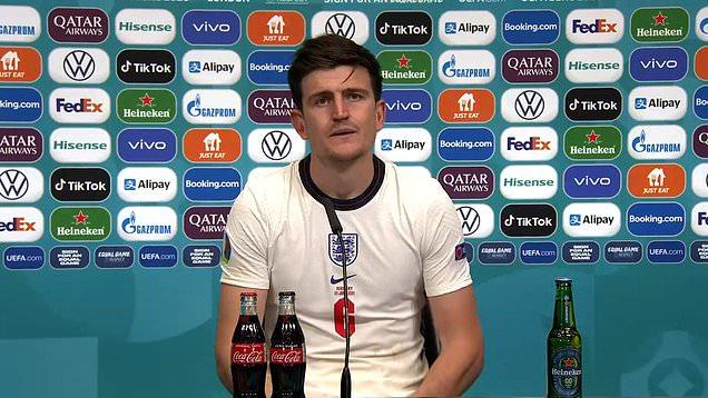 Harry Maguire: That felt like a proper football match
