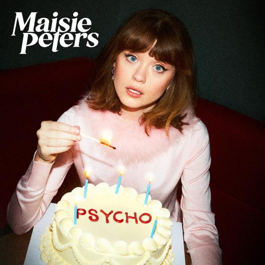 Maisie Peters Psycho single artwork