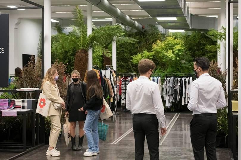 In Pictures: Texworld Evolution Paris - Le Showroom