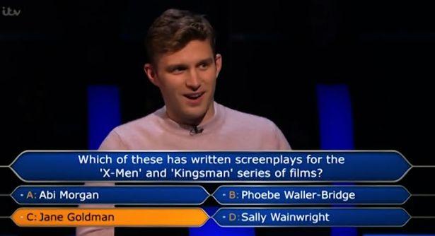 Matt smith who wants to be a millionaire