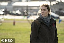 Kate Winslet was recognized for her work in Mare Of Easttown