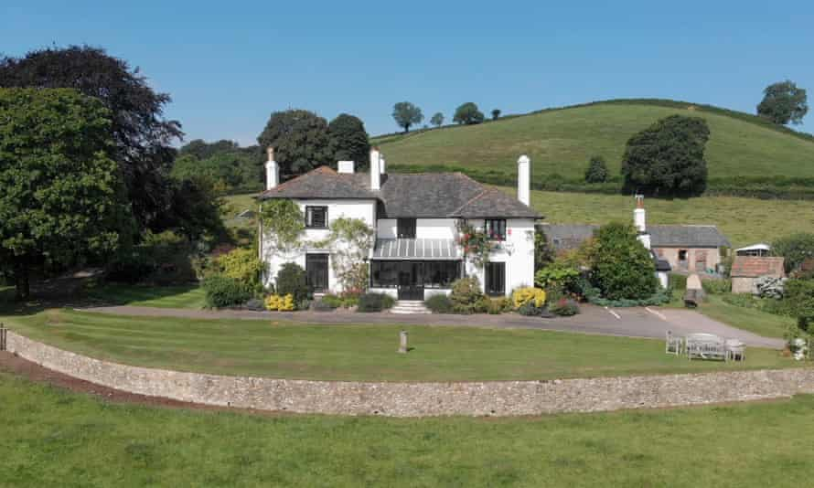 Bring your walking boots: Glebe House is a perfect base to explore the countryside in Devon/