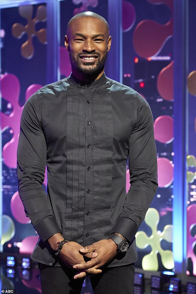 Adventurous type:Tyson Beckford, 50, was also on the show and was looking for an adventurous woman who has a great sense of humor