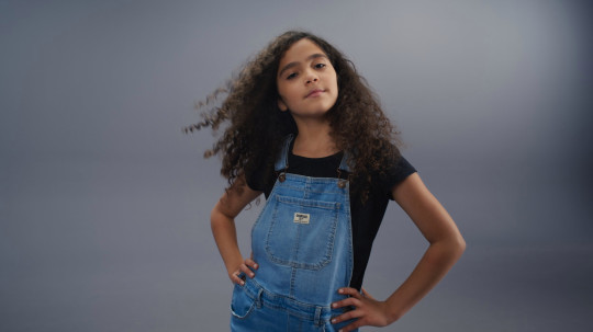 Mariah Carey s daughter Monroe Cannon looks just like her superstar mum as she makes her modeling debut. The 10-year-old stars in her first-ever brand campaign in a back-to-school spot for children s apparel company OshKosh B gosh. Monroe appears as Mariah aged 10 and was styled to look like the singer in her 1990 music video for Someday . The real Mariah s wardrobe for the video included a pair of OshKosh jeans, and Mariah personally helped with Monroe s styling. And the family resemblance is unmistakable, as Monroe makes the perfect mini-Mariah. Proud mum Mariah is thrilled to see her daughter with Nick Cannon in the Today is Someday campaign. She said in a statement: As a little girl, I was determined to realize my dreams. Now as a mother, it brings me so much joy to see my children visualize and develop the dreams they hold in their own hearts. The Today is Someday campaign aims to inspire future generations to dream boldly about who they ll become someday and features a nod to icons in music, sports and culture, also including Muhammed Ali and Outkast. 20 Jul 2021 Pictured: Mariah Carey s daughter Monroe Cannon stars in her first-ever brand campaign in a back-to-school spot for children s apparel company OshKosh B gosh, which also features a nod to icons in music, sports and culture including Muhammed Ali and Outkast. Photo credit: OshKosh B Gosh/ MEGA TheMegaAgency.com +1 888 505 6342