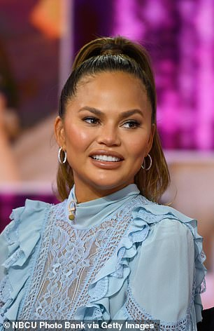 Backstory: Teigen, who is married to superstar singer John Legend, had apologized publicly in May to Stodden in a tweet
