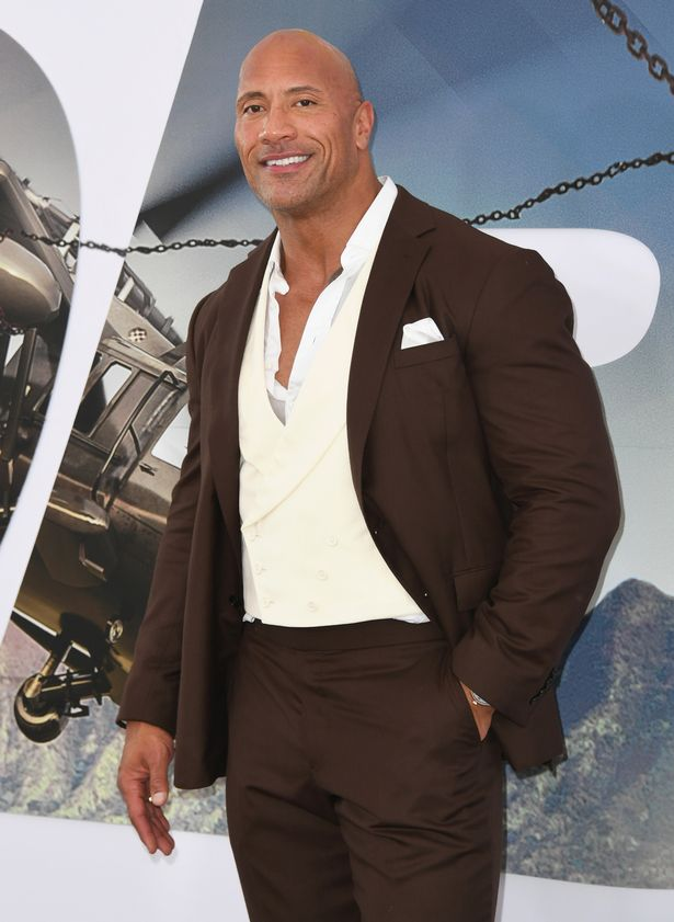 The Rock has confirmed he's now done with the franchise