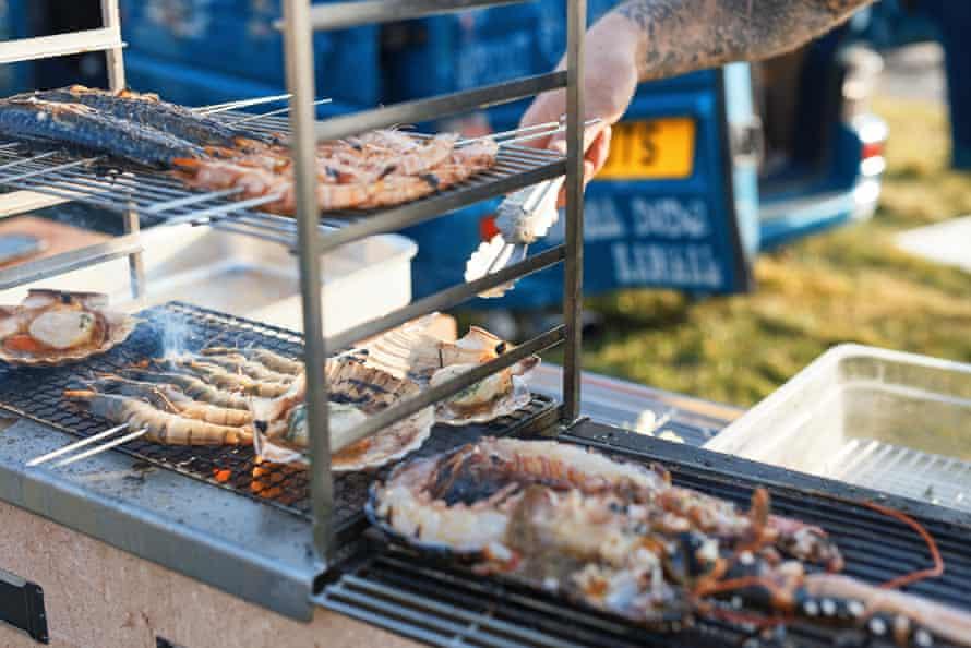 Travelling Feast, Cornwall