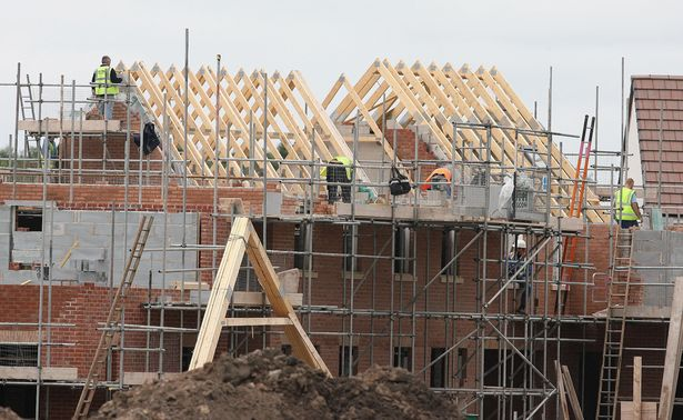 The PM promised to build 300,000 homes a year to make housing more affordable for young people