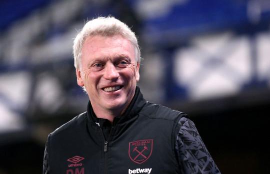 David Moyes is keen to bring Jones, 29, to West Ham