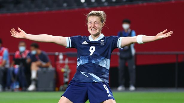 White, joint scorer in 2019 World Cup, helped herself to two goals in Sapporo