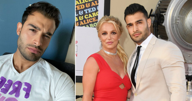 Britney Spears' boyfriend jokes they've been married for years