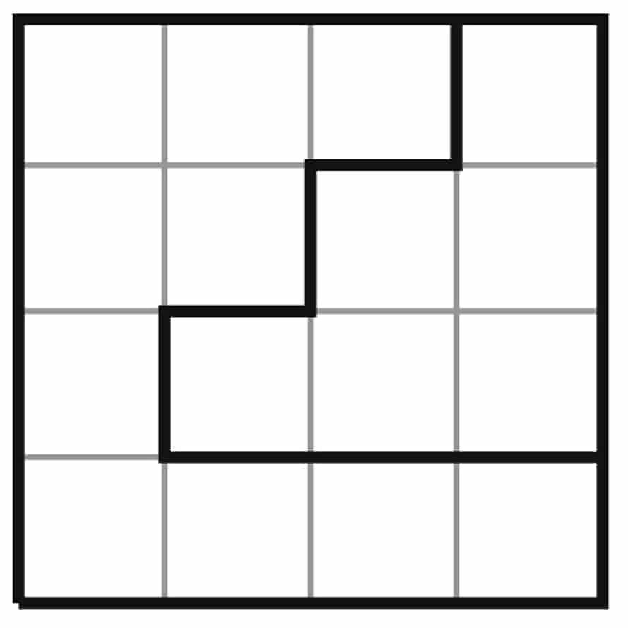 clueless sudoku 4x4