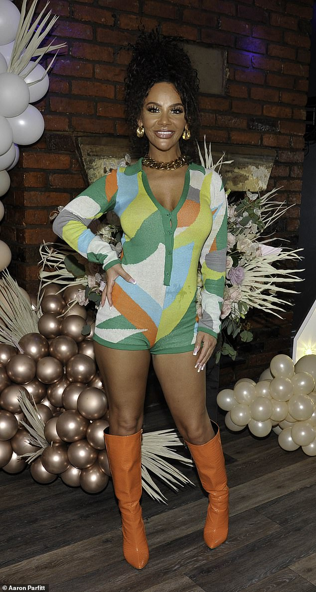 Sensational:Chelsee Healey, 32, was proudly flaunting her eye-popping curves as she arrived to celebrate her beloved daughter Coco's fourth birthday on Saturday
