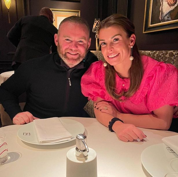 Coleen Rooney and Wayne enjoy lavish mini break at 5-star hotel in Scotland