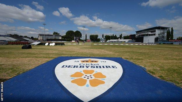Incora County Ground, derby