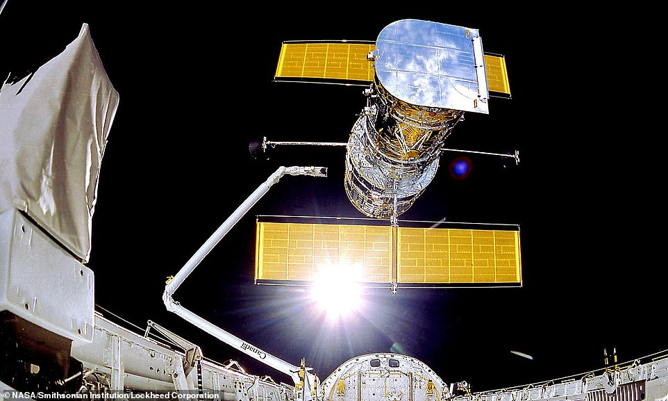 NASA dismissed fears the Hubble space telescope 'is beyond repair,' insisting there are multiple options to fix it weeks after a computer glitch caused it to shut down