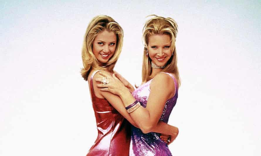 Promo poster for Romy and Michele's High School Reunion (1997)