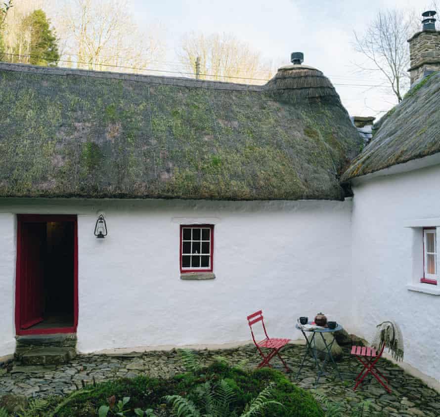 'A fairytale': the Coastal Cottage at Ceridigion