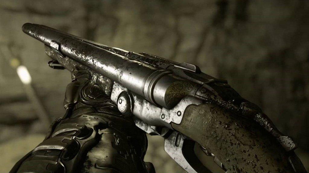 Doom 2016 shotgun