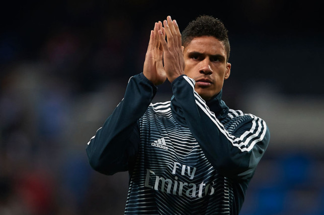 Manchester United's £42.8m deal for Raphael Varane 'imminent' but Chelsea make late approach