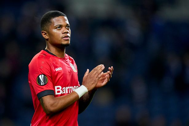 Leon Bailey has been linked with a move to Aston Villa this summer