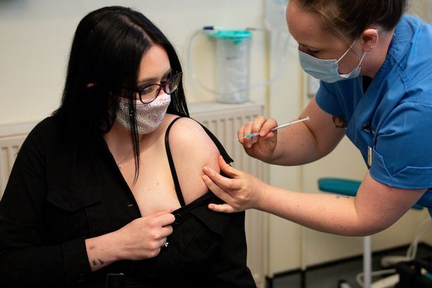 People who are fully vaccinated could have a different test and trace system