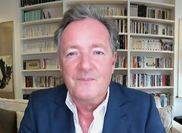 Piers Morgan has gone on an angry rant at people who refuse to have the coronavirus vaccine