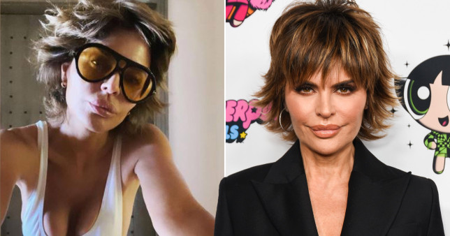 Lisa Rinna celebrates birthday with incredible swimsuit selfie: 'This is 58'