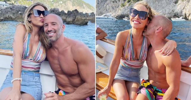 Selling Sunset stars Chrishell Stause and Jason Oppenheim dating