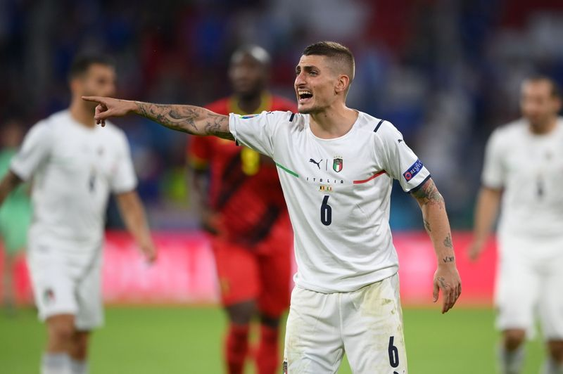Soccer-Verratti determined to make the most of chance that has been a long time coming