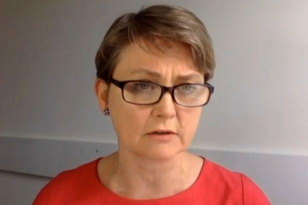 Labour's Yvette Cooper slammed the timing of the report