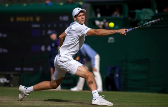 Wimbledon semi-finalist Hubert Hurkacz has talked up Berrettini