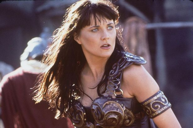TV cult-adventure Xena: Warrior Princess saw Lucy Lawless become a global star.