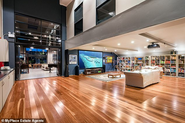 Going bush: His decision to sell comes as The Daily Telegraph reported the musician has been spending almost all of his time at his NSW Southern Highlands estate