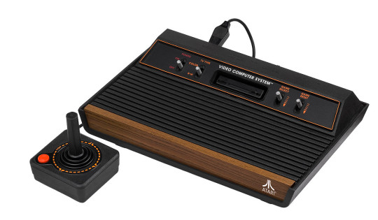 Atari 2600 - the Xbox One X of its day