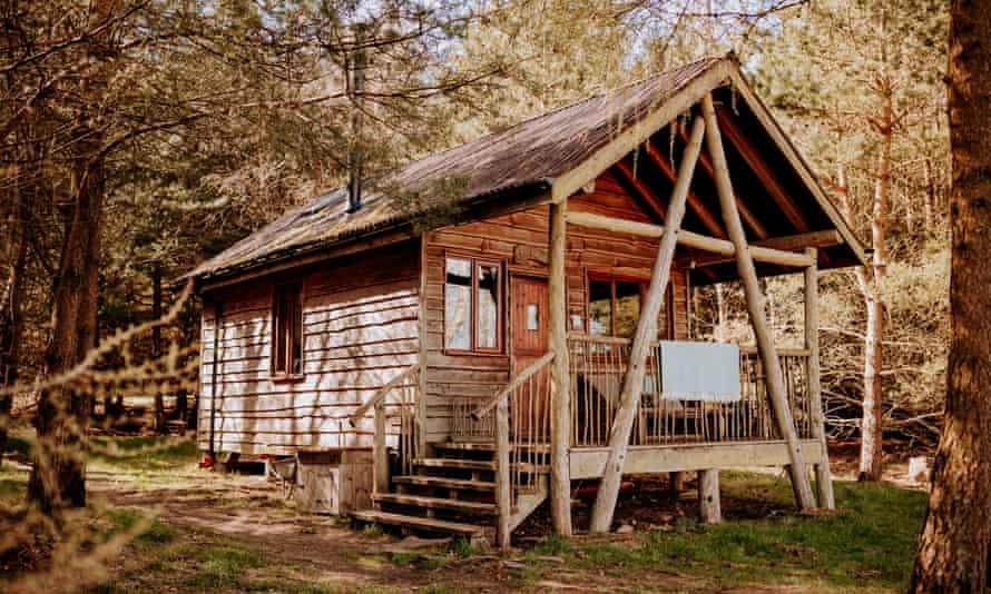 'The lodges are super-comfortable': Swinton Bivouac, Yorkshire.