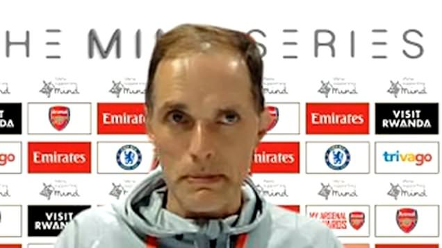 Chelsea manager Thomas Tuchel speaks after win over Arsenal