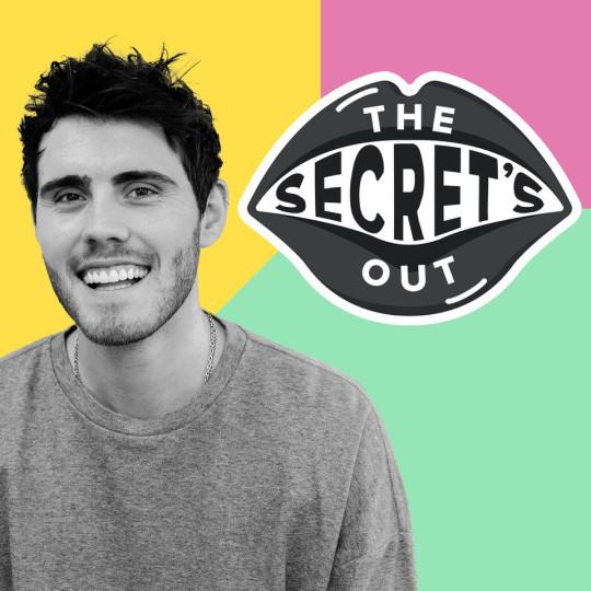 Alfie Deyes podcast The Secret's Out