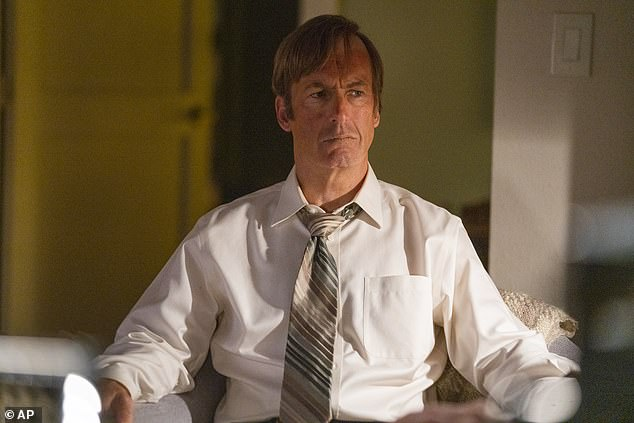 Slippin' Jimmy:The final season of Better Call Saul is scheduled to air in early 2022