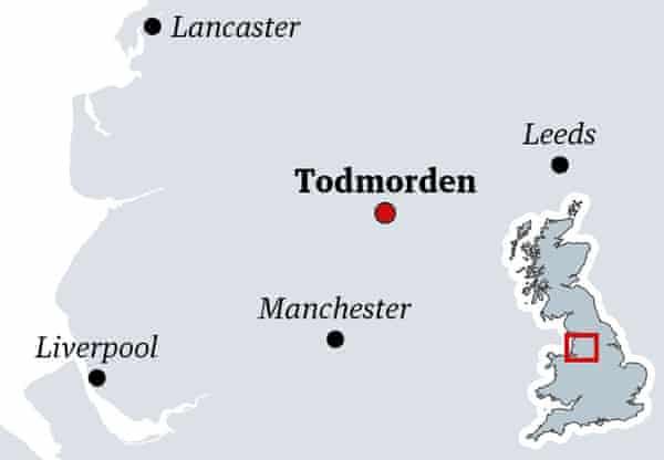 Todmordern map