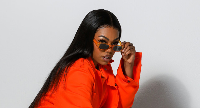 Lady Leshurr in Time To 65075 music video
