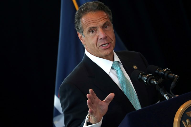 New York Governor Cuomo sexually harassed 11 women, report finds; he vows not to quit