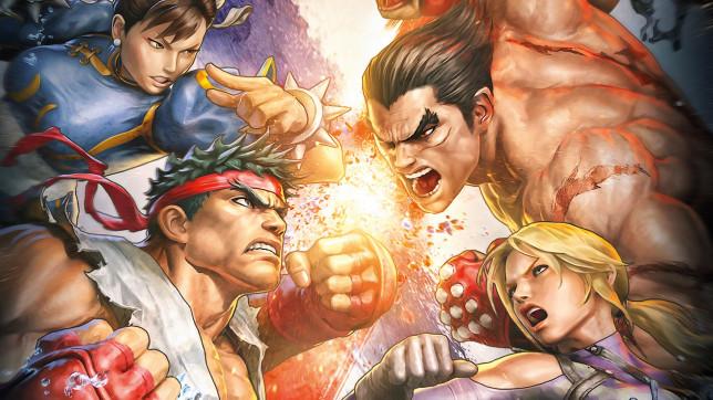 Street Fighter X Tekken - the last crossover?