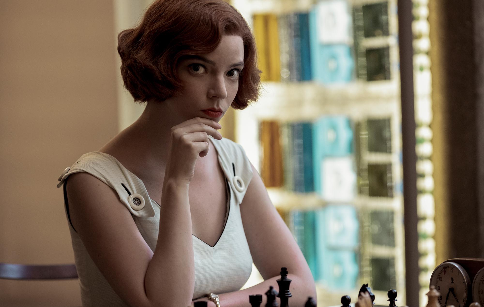 Anya Taylor-Joy The Queen's Gambit