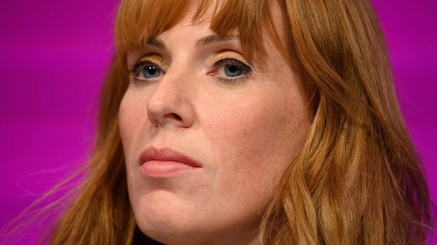 Deputy leader of the Labour Party Angela Rayner