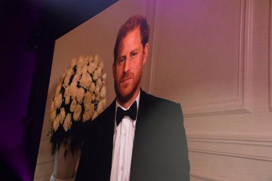 Prince Harry GQ Awards