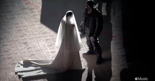 Kanye West Donda live stream with Kim Kardashian