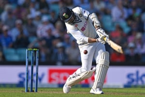 India's Umesh Yadav edges to Bairstow as India are all out for 190.